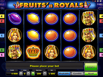 Fruits And Royals в клубе Чемпион