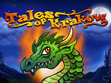 В казино Вулкан Tales Of Krakow