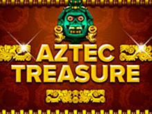 Играть без регистрации в новые Aztec Treasure