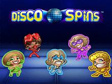 В казино Вулкан игровые Disco Spins