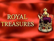 Играть без регистрации в новые Royal Treasures