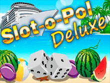 Играть на реальные деньги в игру Slot-O-Pol Deluxe