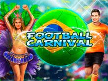 Football Carnival — бесплатный игровой аппарат в клубе Чемпион