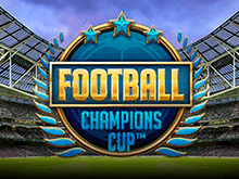 Аппарат Football Champions Cup в игровом клубе Чемпион