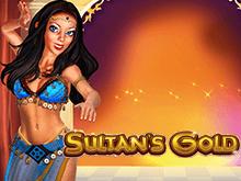 Золото Султана, Playtech - популярная игра на реальные деньги
