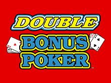 Double Double Bonus Poker популярная игра от Microgaming