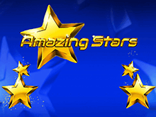 Сыграйте онлайн в азартный автомат Amazing Stars от Novomatic