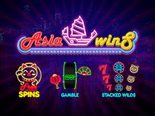 Играйте онлайн в автомат Asia Wins от Booming Games
