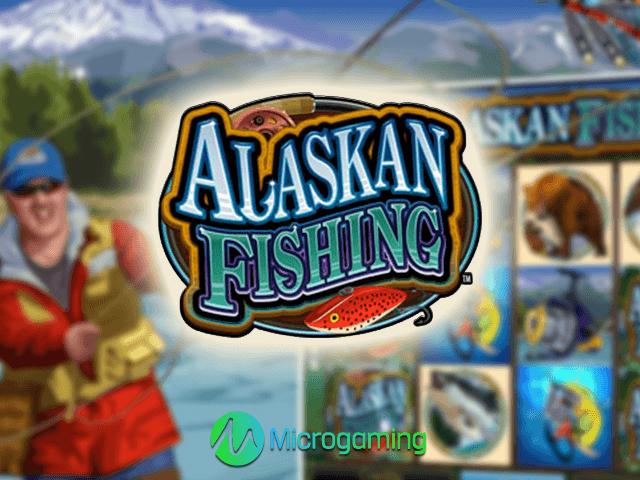 Играть на сайте в онлайн-автомат Alaskan Fishing
