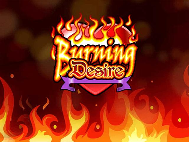 Играть онлайн в азартный автомат Burning Desire