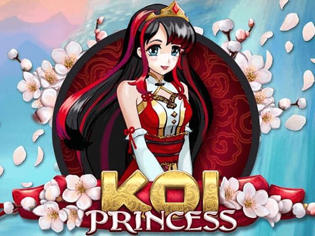 Играть онлайн в игровой слот Koi Princess