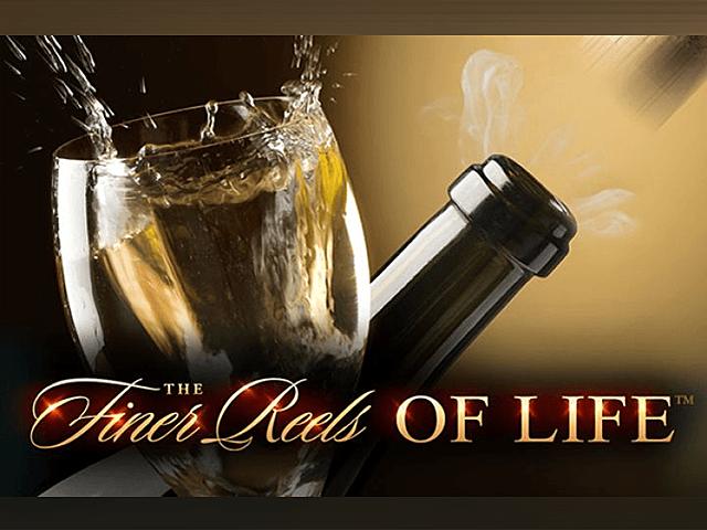 Азартный аппарат The Finer Reels Of Life от бренда Microgaming